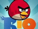 Click to play Angry Birds Rio