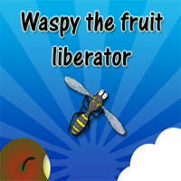 Waspy the fruit liberator
